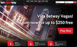 Betway Vegas Casino