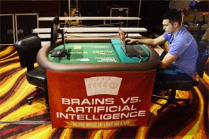 Doug Polk - Brains vs AI challenge