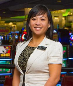 Las Vegas Casino Hostess