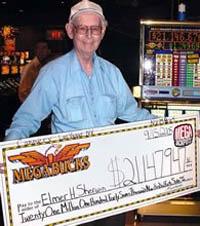 Elmer Sherwin $21 million win