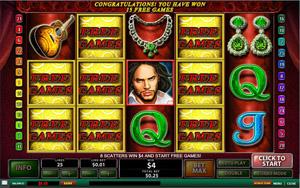 Esmeralda Jackpot Slot