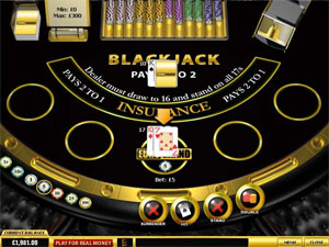 EuroGrand Blackjack