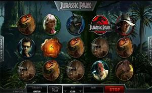 Microgaming's Jurassic Park Online Slot
