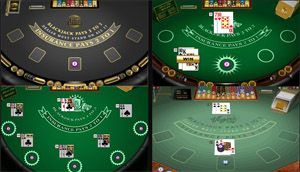 Luxury Casino Blackjack
