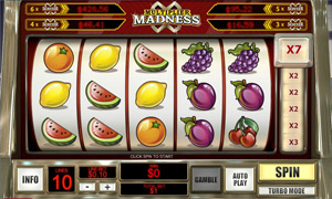 Multiplier Madness Slot