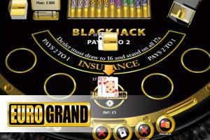 EuroGrand Online Blackjack