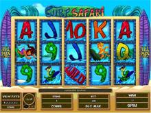 Surf Safari Video Slot