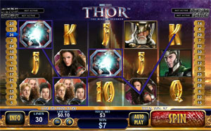 Thor Jackpot Slot