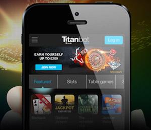 Titan Bet Mobile Casinos
