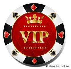 Casino VIP chip