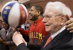 Warren Buffett NCAA