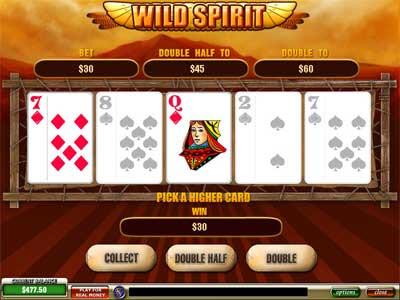 Wild Spirit Slot Bonus Feature