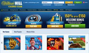 William Hill Casino Slots